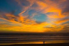 αφρικανικός ουρανός Στοκ φωτογραφία με δικαίωμα ελεύθερης χρήσης