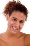 αφρικανικός οδοντικός φ&ups Στοκ Εικόνα