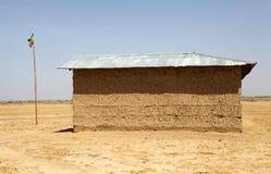 Αφρικανικό αστυνομικό τμήμα στοκ εικόνα με δικαίωμα ελεύθερης χρήσης