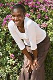 αφρικανικό κορίτσι Στοκ φωτογραφία με δικαίωμα ελεύθερης χρήσης