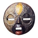 αφρικανικό λευκό μασκών α& στοκ εικόνες με δικαίωμα ελεύθερης χρήσης
