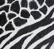 αφρικανικό μαύρο σχέδιο π&omicro Στοκ Εικόνες