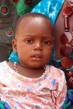 αφρικανικό μωρό Στοκ Εικόνα