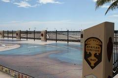 Αφρικανικό νεκροταφείο Key West Φλώριδα στοκ εικόνα με δικαίωμα ελεύθερης χρήσης