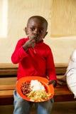 αφρικανικό παιδί Στοκ Φωτογραφία