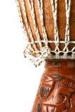 αφρικανικό τύμπανο Στοκ φωτογραφίες με δικαίωμα ελεύθερης χρήσης