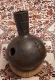 αφρικανικό udo τυμπάνων Στοκ Φωτογραφία