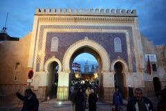 ΑΦΡΙΚΗ ΜΑΡΟΚΟ FES Στοκ φωτογραφίες με δικαίωμα ελεύθερης χρήσης