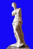 Αφροδίτη de Milo στο μουσείο του Λούβρου Στοκ εικόνες με δικαίωμα ελεύθερης χρήσης