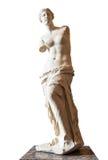 Αφροδίτη de Milo στο μουσείο του Λούβρου Στοκ εικόνα με δικαίωμα ελεύθερης χρήσης