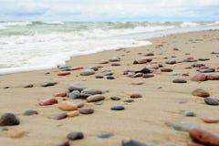 Αφρός από τα κύματα  Στοκ εικόνες με δικαίωμα ελεύθερης χρήσης
