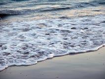 Αφρός θάλασσας Στοκ Εικόνες