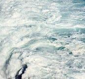 Αφρός θάλασσας στοκ φωτογραφίες με δικαίωμα ελεύθερης χρήσης