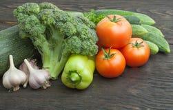 λαχανικά ζωής ακόμα Στοκ Εικόνα