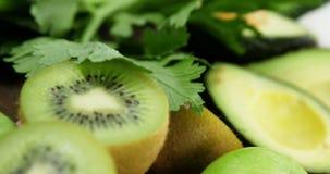 λαχανικά ποικιλίας νωπών &kappa απόθεμα βίντεο