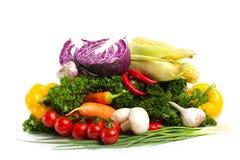 λαχανικά προϊόντων φρέσκιας αγοράς γεωργίας ακατέργαστη διατροφή τροφίμων Στοκ Εικόνες