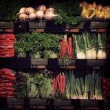 λαχανικά προϊόντων φρέσκιας αγοράς γεωργίας στοκ εικόνες