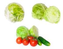 λαχανικά προϊόντων φρέσκιας αγοράς γεωργίας στοκ εικόνα