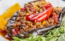 λαχανικά φρέσκου κρέατο&sigma Στοκ Εικόνες