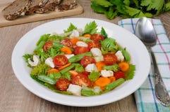 λαχανικό σούπας κοτόπου&la Στοκ Φωτογραφίες