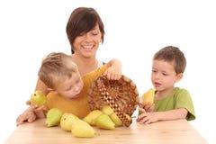 αχλάδια διασκέδασης στοκ εικόνα με δικαίωμα ελεύθερης χρήσης