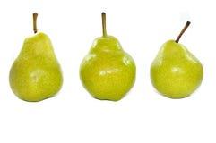 αχλάδια Στοκ Εικόνες