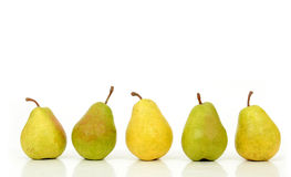 αχλάδια Στοκ εικόνα με δικαίωμα ελεύθερης χρήσης