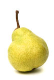 αχλάδι κίτρινο Στοκ Εικόνες
