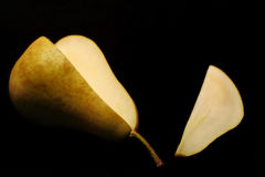 αχλάδι Στοκ εικόνα με δικαίωμα ελεύθερης χρήσης