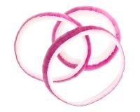 Δαχτυλίδια κρεμμυδιών Στοκ Φωτογραφία