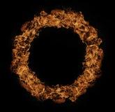 δαχτυλίδι πυρκαγιάς Στοκ εικόνα με δικαίωμα ελεύθερης χρήσης