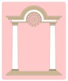 αψίδα κλασσικά δύο Στοκ φωτογραφία με δικαίωμα ελεύθερης χρήσης