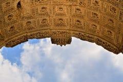 αψίδα Ρωμαίος στοκ φωτογραφίες