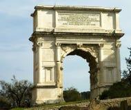 αψίδα Ρώμη Στοκ Εικόνες