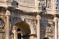 αψίδα Constantine στοκ φωτογραφία με δικαίωμα ελεύθερης χρήσης