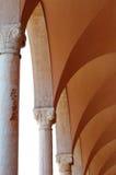 αψίδες αρχιτεκτονικές Στοκ Εικόνα