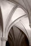 αψίδες γοτθικές Στοκ εικόνες με δικαίωμα ελεύθερης χρήσης