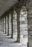 Αψίδες Lennox οχυρών, Qc, Καναδάς στοκ εικόνες