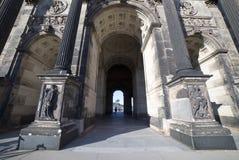 Αψίδα και η είσοδος Στοκ φωτογραφίες με δικαίωμα ελεύθερης χρήσης