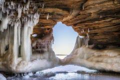 Αψίδα πάγου Στοκ Εικόνες