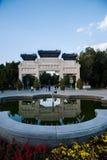 Αψίδα πάρκων του Πεκίνου Zhongshan Στοκ Εικόνα