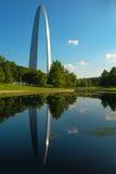 Αψίδα πυλών Στοκ Φωτογραφία