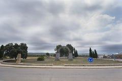 αψίδα Ρωμαίος στοκ φωτογραφία με δικαίωμα ελεύθερης χρήσης
