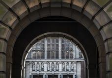 Αψίδα στο Άστον Webb Στοκ Φωτογραφία