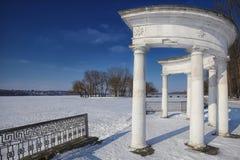 Αψίδα στο Winter Park Στοκ Φωτογραφίες
