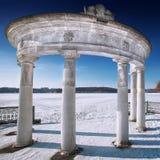 Αψίδα στο Winter Park Στοκ Εικόνα
