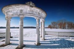 Αψίδα στο Winter Park Στοκ φωτογραφία με δικαίωμα ελεύθερης χρήσης