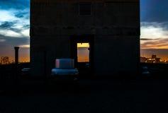 Αψίδα της στέγης Στοκ Εικόνα