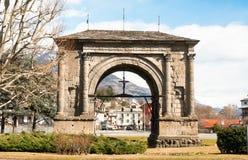 Αψίδα του Augustus (Arco Di Augusto) Στοκ Εικόνες
