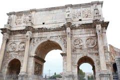 Αψίδα του Constantine Arco Di Costantino Στοκ Φωτογραφία